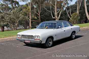 1975 CL Chrysler Valiant - TBW News Group - The Border Watch