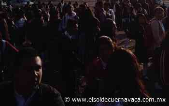 Piden salida de docente en el Colegio de Bachilleres de Tepalcingo - El Sol de Cuernavaca