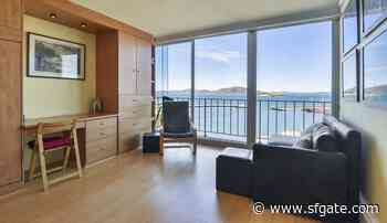 Studio with bay views, private terrace open Sunday in Russian Hill - SFGate