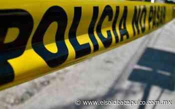Asesinan a hombre a balazos en Huitzuco - El Sol de Acapulco