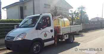 A Campoformido in corso la sanificazione delle strade Avviate le operazioni straordinarie di pulitura come annunciato - Il Friuli