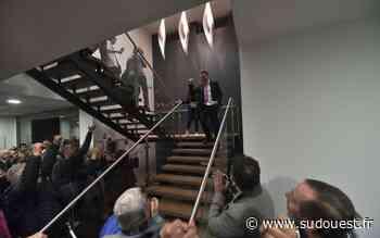 Vidéo. Municipales à Mourenx (64) : les réactions de Patrice Laurent et David Habib - Sud Ouest