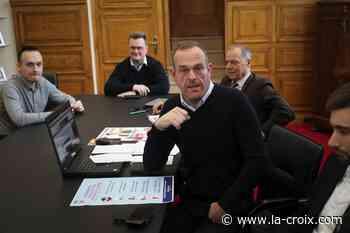 À Henin-Beaumont, Steeve Briois serait réélu dès le premier tour - Journal La Croix