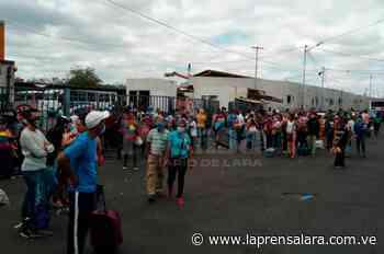 Habilitan unidades de transporte hacia Quíbor, El Tocuyo y Carora - La Prensa de Lara