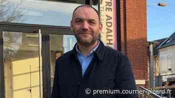 Ludovic Gabrel balaye l'ère Babaut à Corbie - Courrier picard