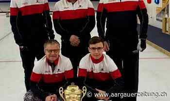 Team Fifty-Fifty ungeschlagen Aarauer Curling-Meister - Aargauer Zeitung