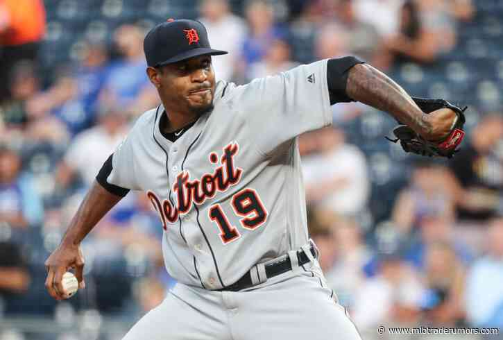 Mets Made Offer To Edwin Jackson
