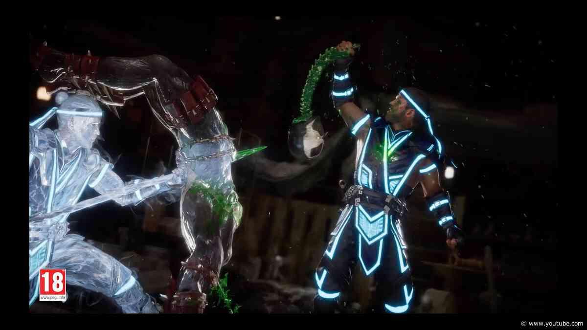 "Mortal Kombat 11 - Spawn vs Dimitri ""Sub-Zero"" Vegas ( incl. Fatalities )"