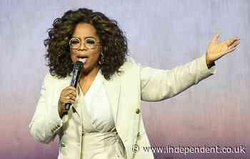 Oprah Winfrey denies rumours she has been arrested for sex trafficking