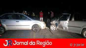 Acidente deixa quatro vítimas em Jarinu - JORNAL DA REGIÃO - JUNDIAÍ