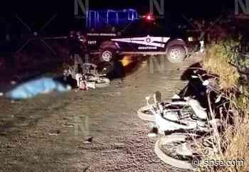 Joven muere en choque de motos en la Oxkutzcab-Loltún - sipse.com