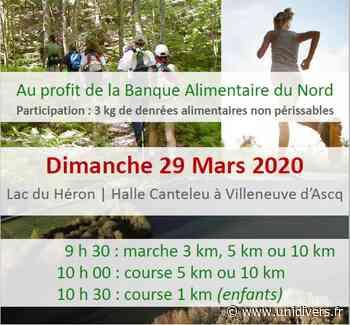Rando du Coeur Halle Canteleu 29 mars 2020 - Unidivers