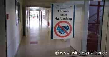 Schutz für Risikopatienten in Lampertheim - Usinger Anzeiger