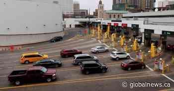 Canada, U.S. to temporarily close border to non-essential traffic over coronavirus