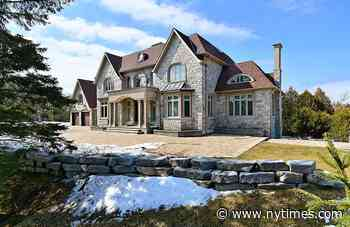 7030 19th Sideroad, Schomberg, ON - Home for sale - The New York Times
