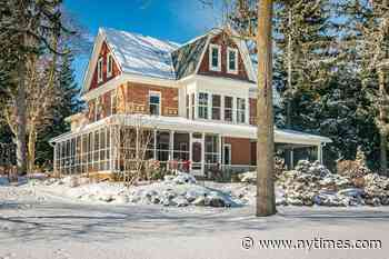 Sunnyfield, King 17000 10th Concession 17000 10th Concession, Schomberg, ON - Home for sale - The New York Times