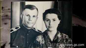 Widow of Yuri Gagarin, first human in space, dies at 84 - ABC News