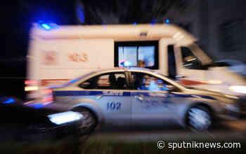 Eight People Died in Car Accident in Russia's Pskov Region – Emergencies Ministry - Sputnik International
