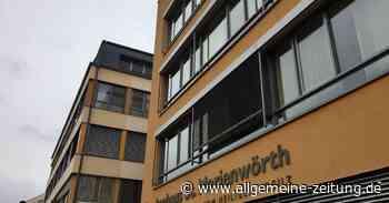 Krankenhäuser in Bad Kreuznach und Kirn schotten sich ab - Allgemeine Zeitung