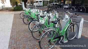 Il Bike Sharing sbarca a Mattarello, Gardolo e Villazzano - la VOCE del TRENTINO
