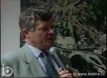 1994 - Tele Alpi: Giunta Crétaz bis a Pont-Saint-Martin - Bobine.tv