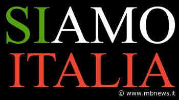 """Biassono: uno slogan """"Siamo Italia"""" per la Croce Bianca - MBnews"""