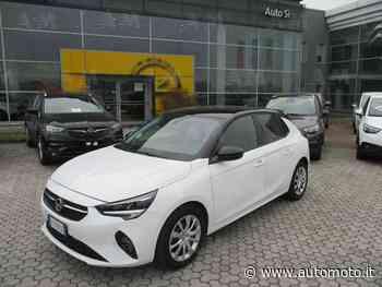 Vendo Opel Corsa 1.2 100 CV aut. Edition usata a Porto Mantovano, Mantova (codice 7265065) - Automoto.it