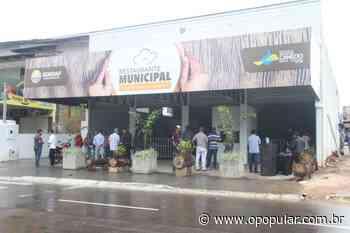 Restaurante Municipal de Senador Canedo atende mais de mil pessoas por dia - Ludovica