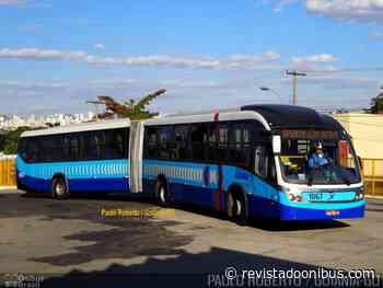 GO: Passageiros realizam protesto devido ônibus do BRT quebrar em Senador Canedo - REVISTA DO ÔNIBUS