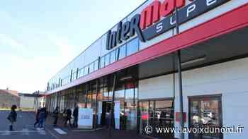 À Arques, Intermarché fait face aux «achats irrationnels» des clients - La Voix du Nord