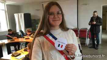 Gabrielle Rose élue à Arques, quelques jours avant sa maman - La Voix du Nord