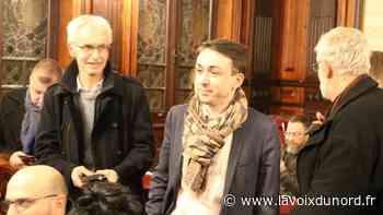 Élu dès le premier tour, Benoît Roussel refait d'Arques une ville de gauche - La Voix du Nord