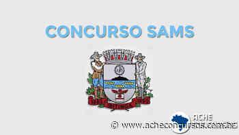 Concurso SAMS de Ibitinga-SP 2020 - Ache Concursos