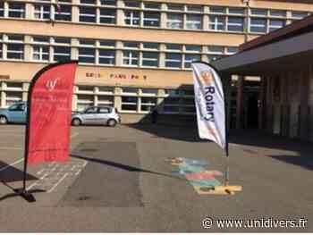 Dictée 2020 Salle prévôtale Wasselonne 21 mars 2020 - Unidivers