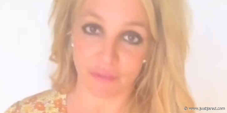 Britney Spears Wants to Inspire People With Yoga Amid Coronavirus Crisis - Watch! (Video)