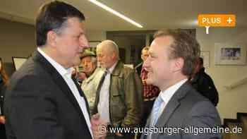 Corona-Krise: Wahlkampf mit angezogener Handbremse - Augsburger Allgemeine