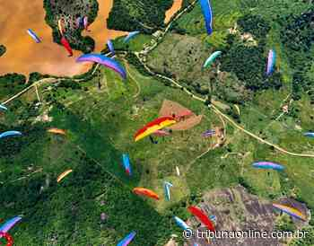 Em Baixo Guandu, Brasil conquista título Pan-Americano de Parapente - Tribuna Online