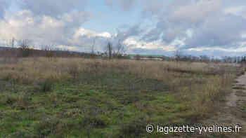 Aubergenville - Premiers coups de pelle pour la construction du data center | La Gazette en Yvelines - La Gazette en Yvelines