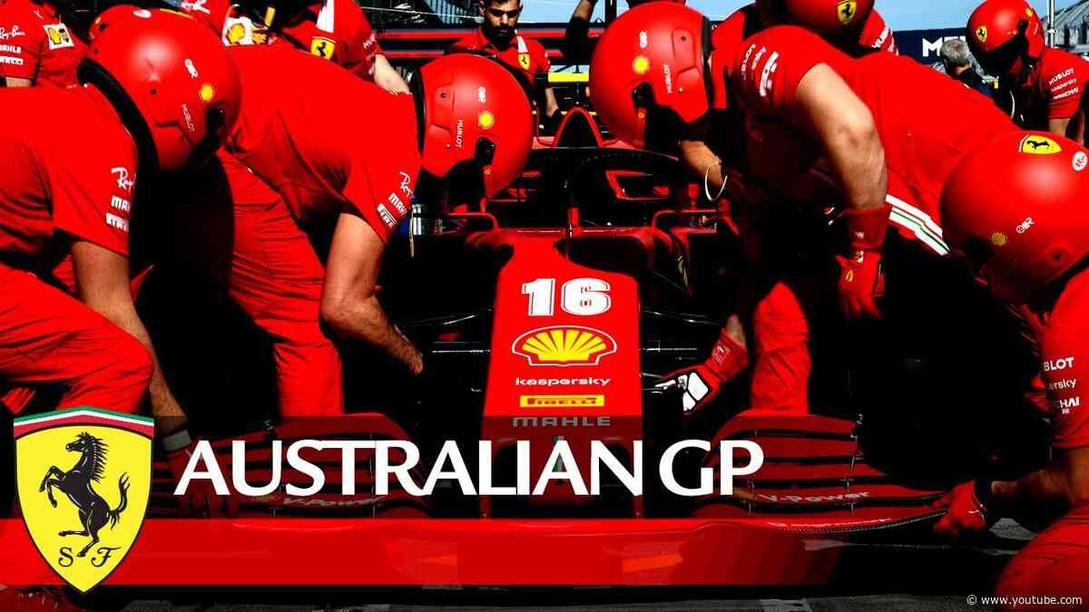 Australian Grand Prix - We will be back!