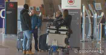 Amid COVID-19 pandemic, many Montreal travellers feeling the effects of closed borders
