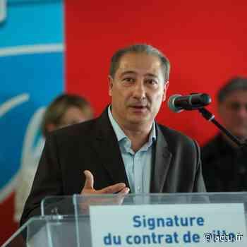 Municipales 2020. A Choisy-le-Roi, Didier Guillaume talonne Tonino Panetta - actu.fr