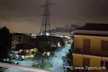 Cinque camion in fiamme a Caleppio di Settala - 7giorni
