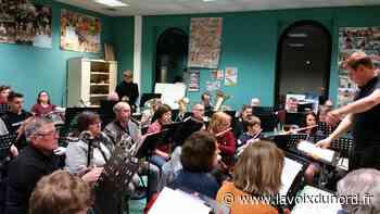 L'Avenir musical de Wavrin privé de concert mais pas de projets - La Voix du Nord