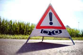 Kollision: Verkehrsunfall beim Überholen mit hohem Sachschaden bei Ottobeuren - Ottobeuren - all-in.de - Das Allgäu Online!