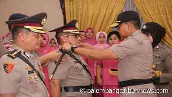 Kombes Pol. Hisar Siallagan SIK Jabatan Direktur Reserse Kriminal Umum (Direskrimum) Polda Sumsel - Sriwijaya Post