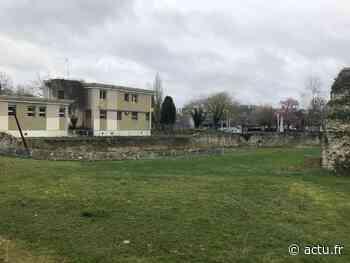 Yvelines. Mur du château de Beynes : le dernier « coup de gueule » d'Alain Bricault - actu.fr