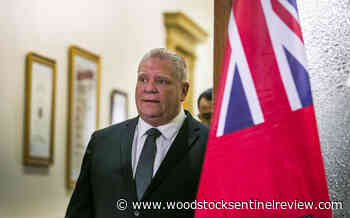 Ontario declares state of emergency amid COVID-19 pandemic - Woodstock Sentinel Review
