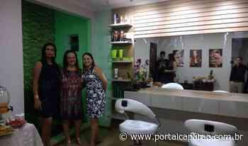 Reinaugurado em Manhumirim Studio Carla Dias - Portal Caparaó