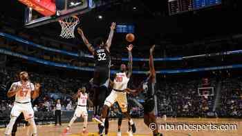 Warriors, Knicks not testing asymptomatic players for coronavirus