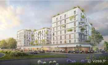 82 logements dans le quartier Tassigny-Auroux à Fontenay-sous-bois (94) - Vizea